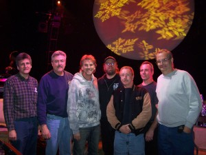 Kenny Loggins with Stagehands (#124 and #125)